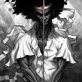 Afro Samurai: Resurrection - Why you should watch it