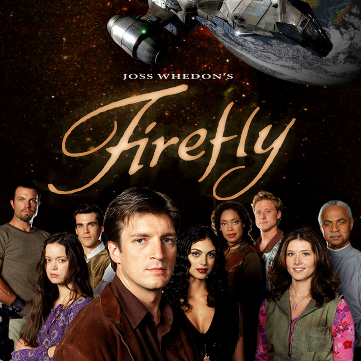 Firefly, One season is simply not enough