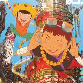 Tekkon kinkreet (Treasure Town, 2006) - Why you should watch it